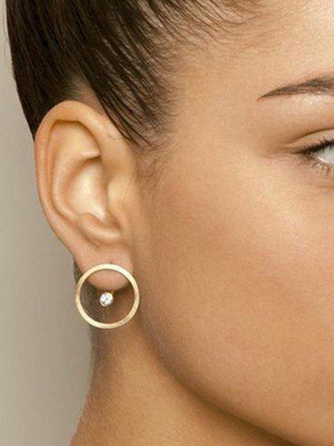 Women Vintage Alloy Earrings
