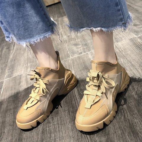 Plain Vintage Daddy Shoes