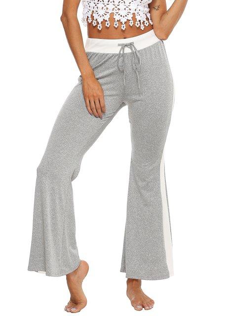 Loose Wide Leg Pants Yoga Track Pants
