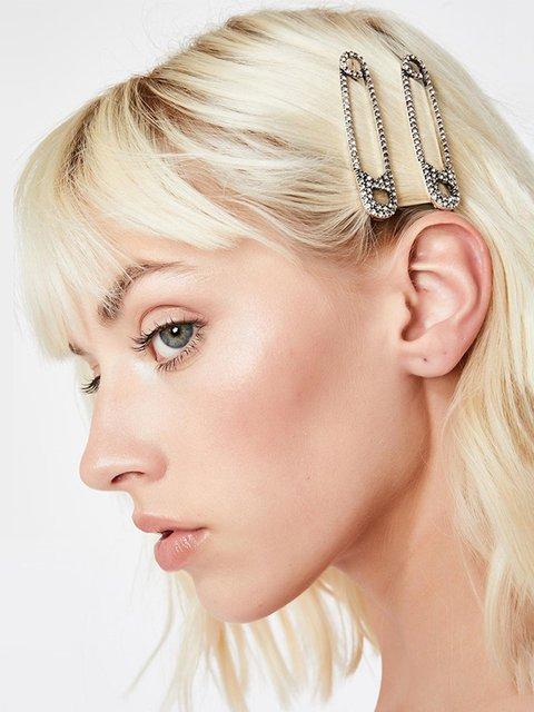 Women Aluminum Alloy Hair Clips