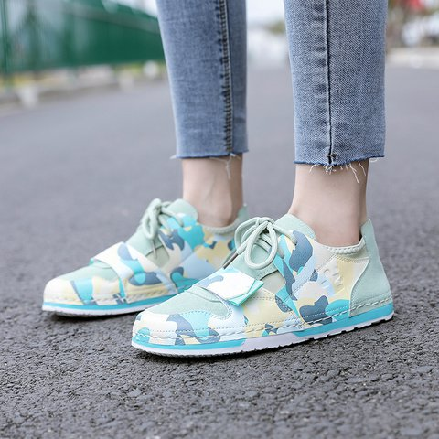 Outdoor Fleece Sneakers