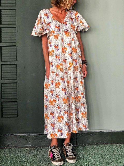 Casual Printed Dresses