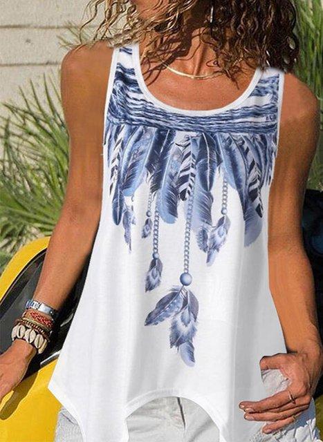 Women Sleeveless Casual Shirts Tops