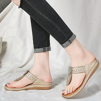 Pu Daily Slippers