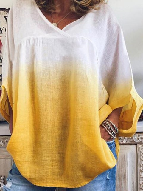Tie Dye Casual Shirts & Blouses