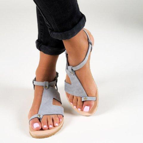 Flat Heel Flats