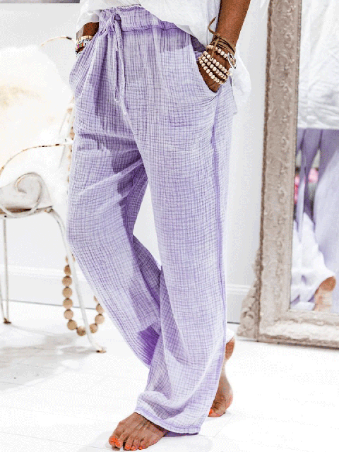 Womens Casual Plus Size Pants