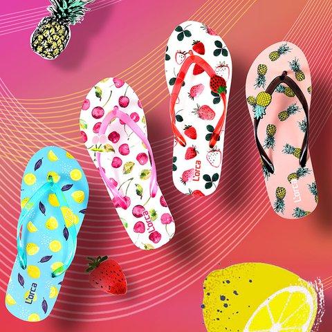 Women EVA Slide Thong Slippers Flat Heel Eva Shoes