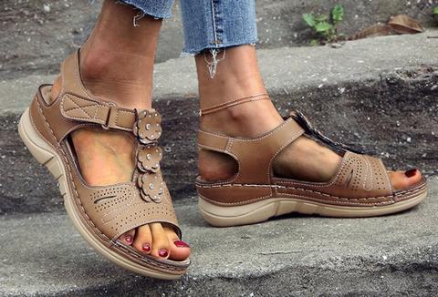 Summer Daily Pu Women's Shoes
