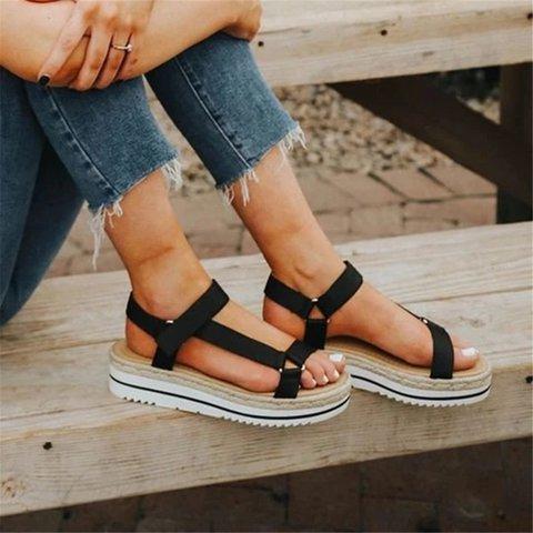 Spring Beach Sandals