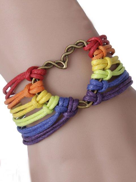 Beautiful Rainbow Bracelet