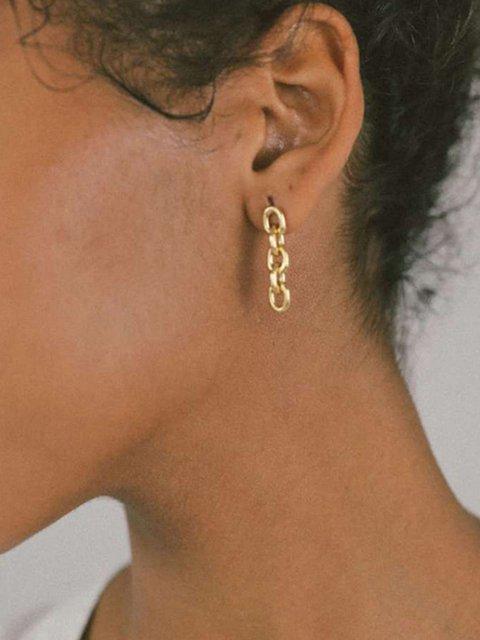Women Alloy Drop Earrings