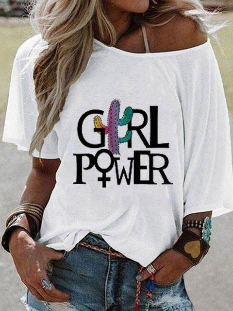 Stylish Printed Short Sleeve T-shirts
