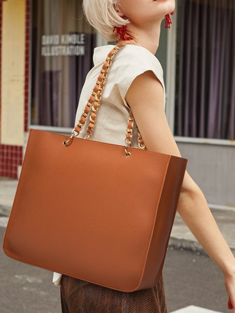 Large Capacity Toe Bag Zipper Shoulder Bags