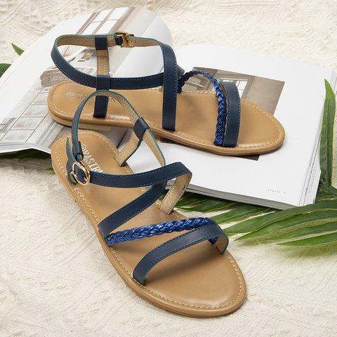 Summer Beach Pu Sandals