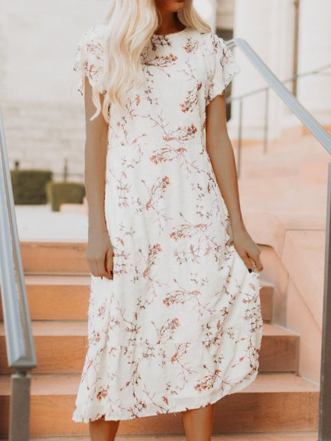 Holiday Floral Dresses