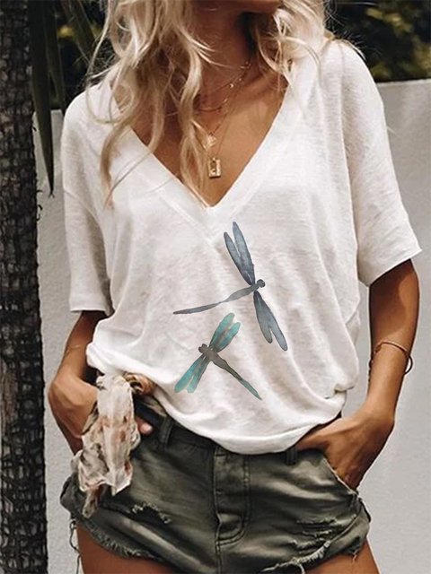 White Cotton Casual Shirts & Tops