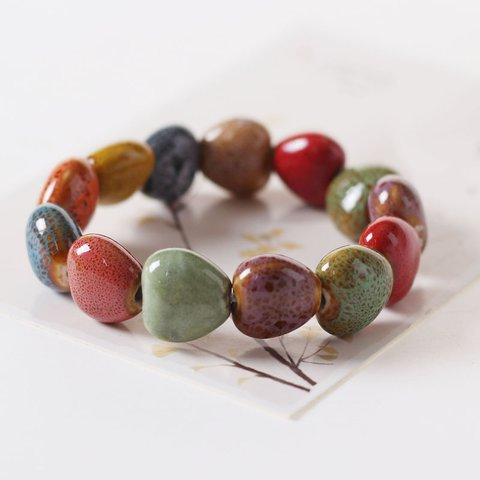 Adjustable Casual Fashion Ceramic Bracelet