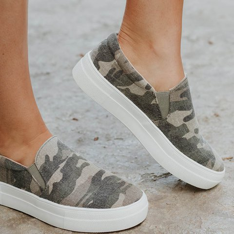 All Season Canvas Sneakers