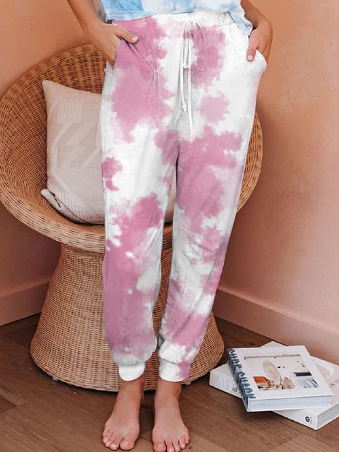 Cotton Basic Pants