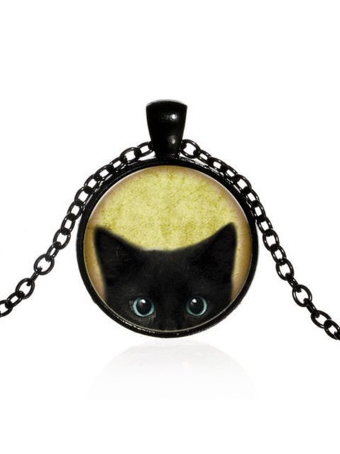 Fashion Cat Necklace
