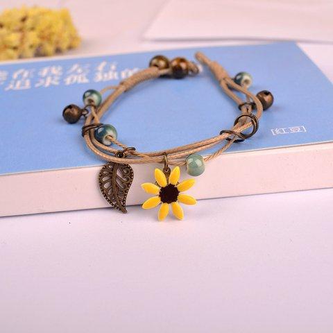 Vintage Elegant Ceramics Bracelets