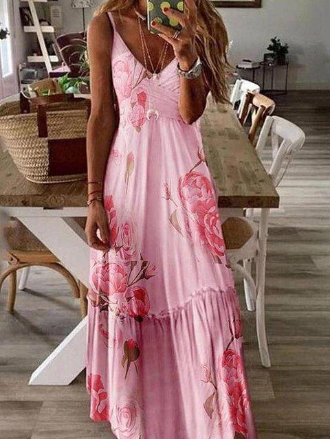 Casual Cotton-Blend Dresses