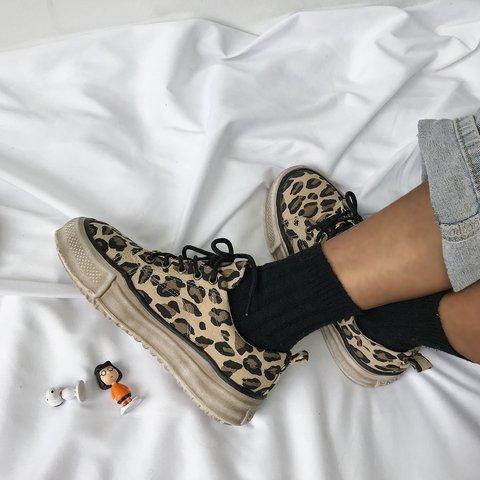 Leopard Casual Summer Flats