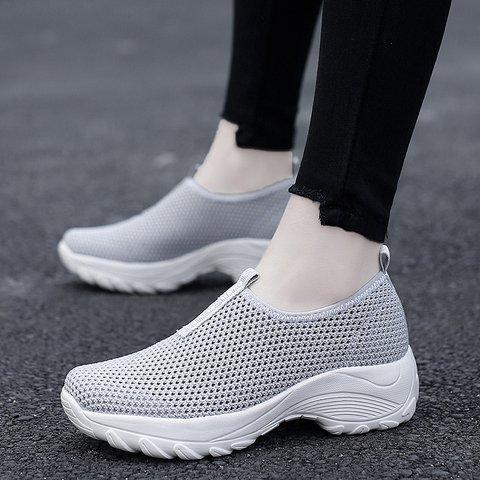 Fabric All Season Sneakers