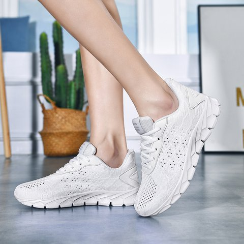 All Season Flat Heel Daily Sneakers