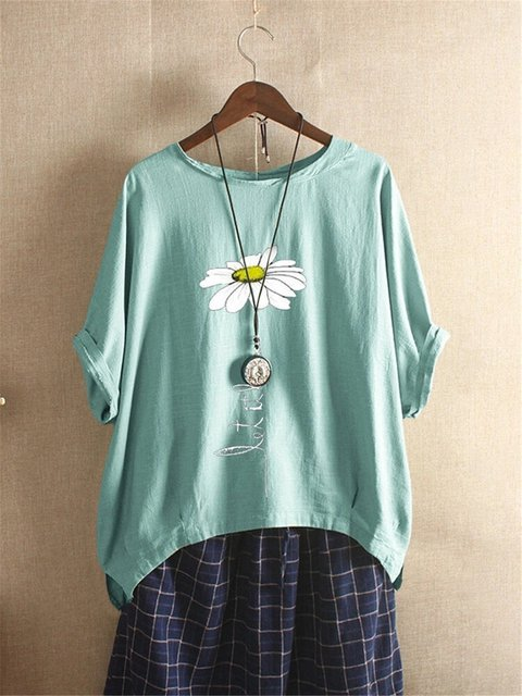 As Picture Shift Casual Shirts & Tops