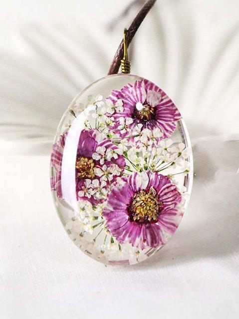 Purple Casual Necklaces