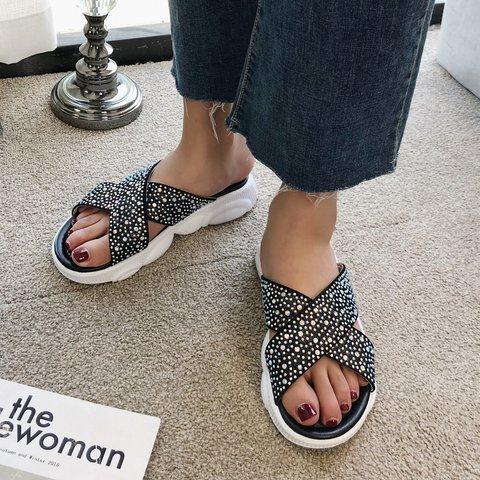 Pu Summer Slippers