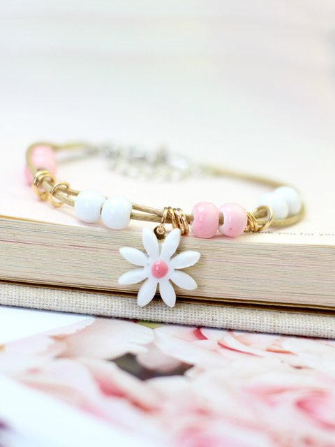 As Picture All Season Casual Necklaces Fashion Bracelet