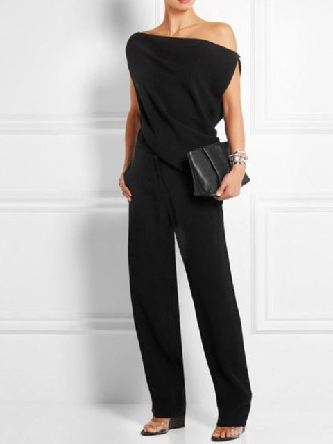 Casual Plus Size Jumpsuits