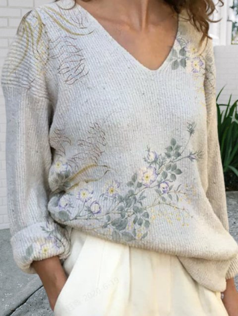 As Picture Casual Sweater