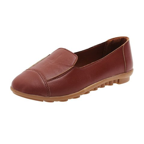 Artificial Leather Loafers
