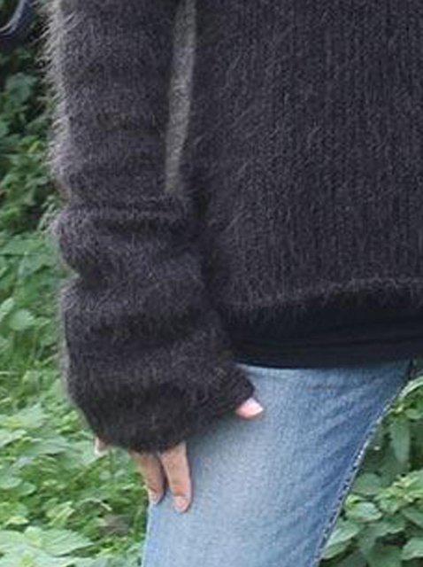 Green Acrylic Sweater