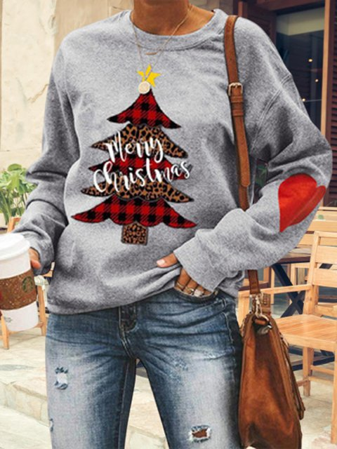 Simple Lettered Print Hoodie For Women