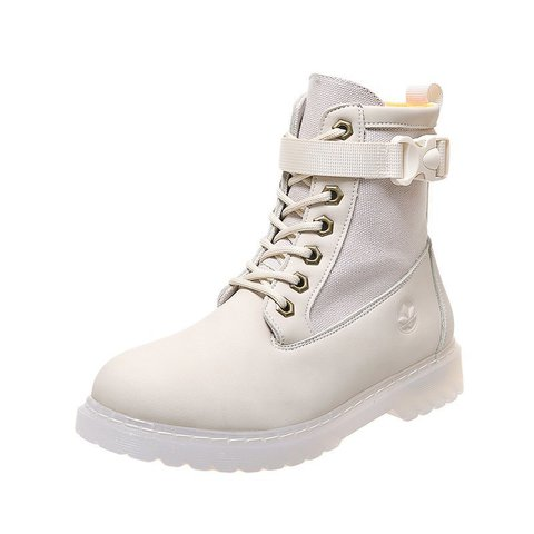 Lace up British Knight boots