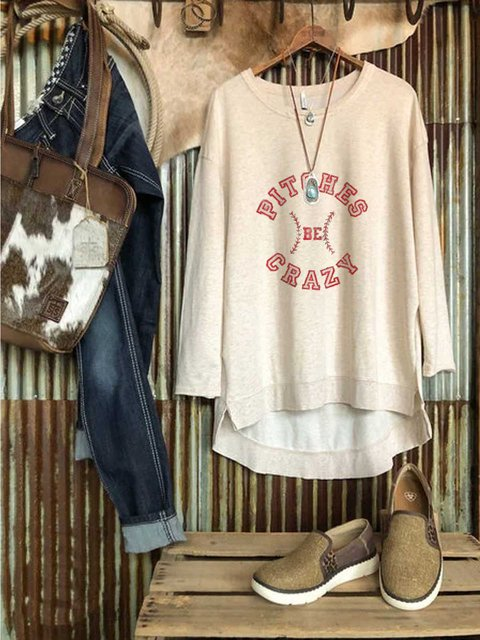 Autumn and winter long-sleeved comfortable long-sleeved casual sweater