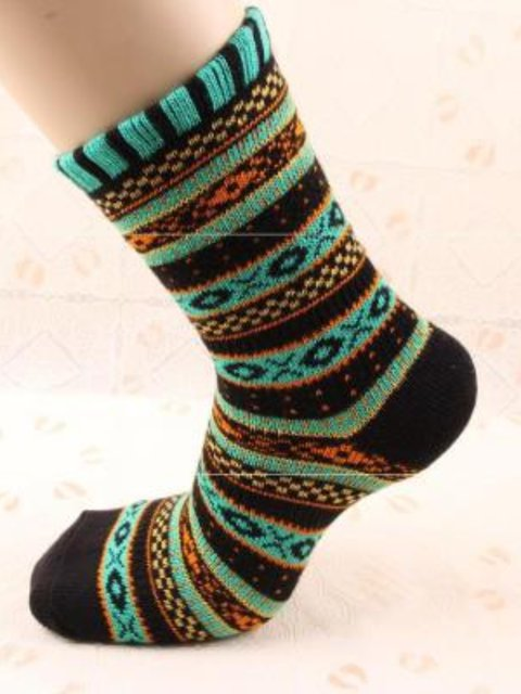 Tribal Cotton Underwear & Socks