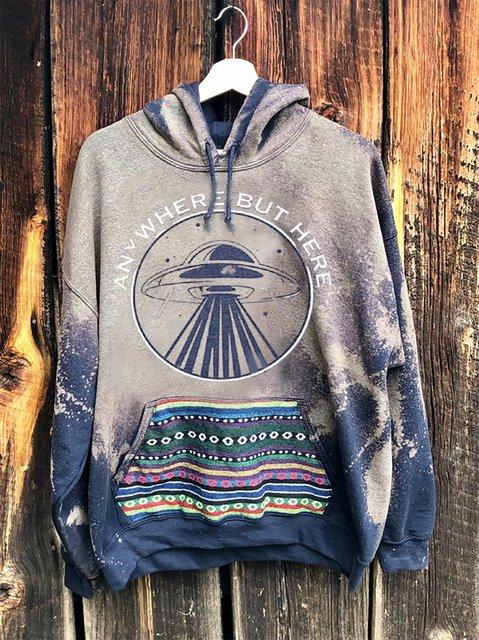 Hoodie Long Sleeve Vintage Sweatshirt