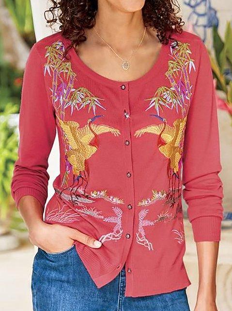 Women's Basic Floral Shirts