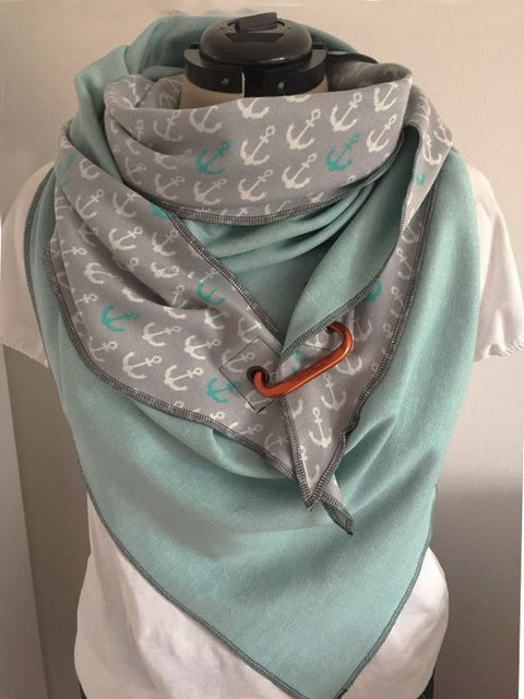 Alloy Scarves & Shawls