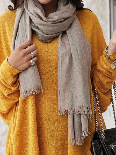 Kakashi Casual Scarves & Shawls