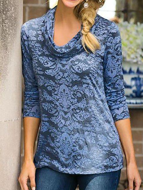 Women's Basic Long Sleeve Shirts