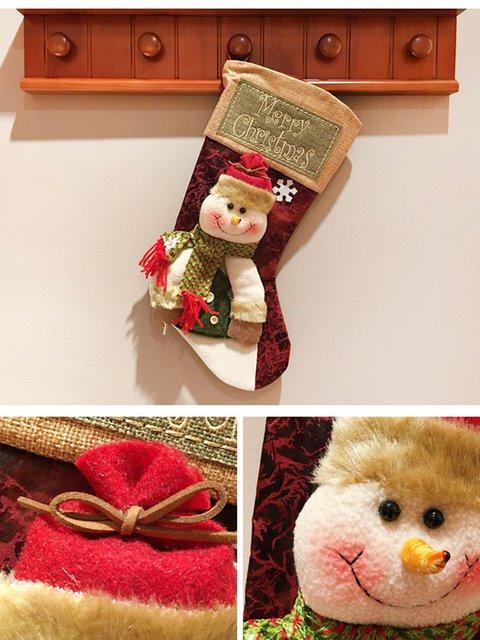 Christmas gift christmas stocking