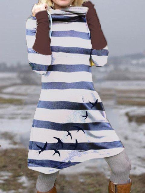 Casual Hoodie Dresses