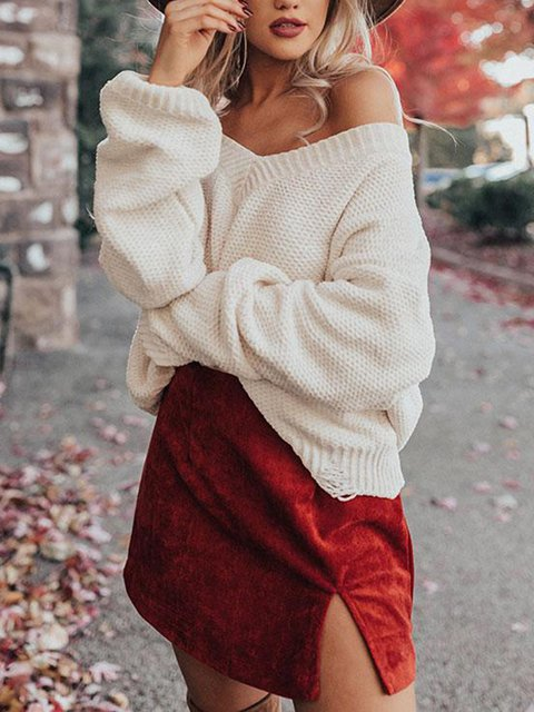 Vintage Long Sleeve Sweater